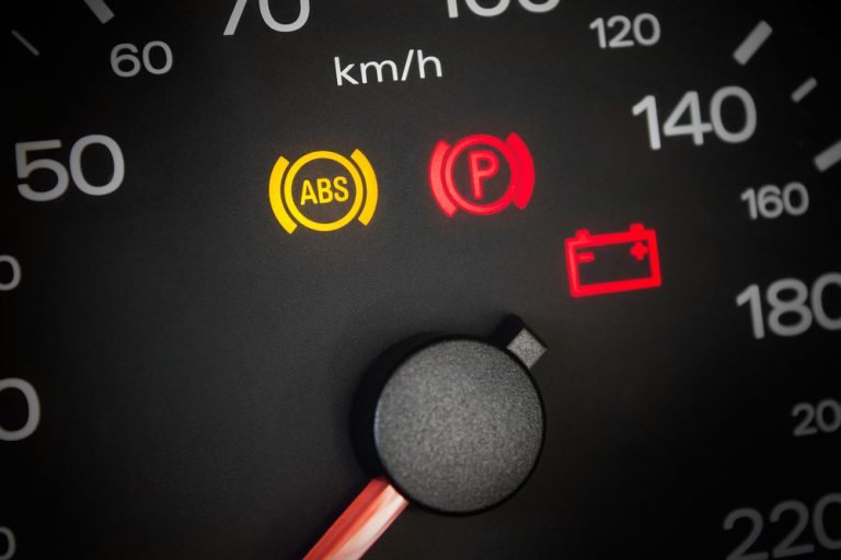 ABS light on dashboard | Change car battery singapore